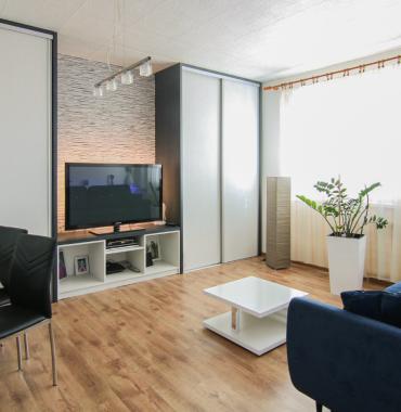 Krásny slnečný  3 izbový byt po kompletnej rekonštrukcii