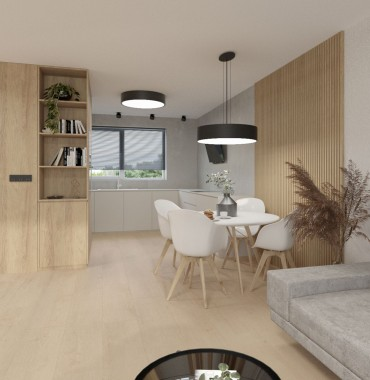 Novostavby skolaudovaných 4 izbových RD v Lužiankach s realizáciou podľa vizualizácie