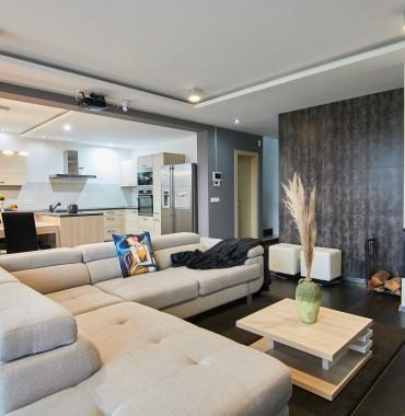 5 izbová novostavba  rodinného domu v Trnave Za traťou
