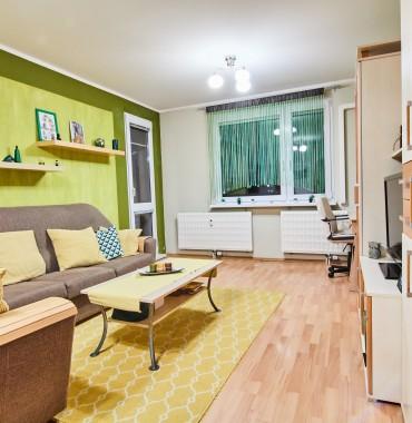 3 izbový bezbariérový a klimatizovaný byt prispôsobený aj pre imobilných majiteľov po kompletnej rekonštrukcii na ulici J. Slottu