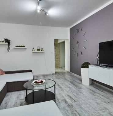 Rezervované, 3 izbový byt o rozlohe 82,11 m2 vo vyhľadávanej lokalite na Družbe, T. Tekela