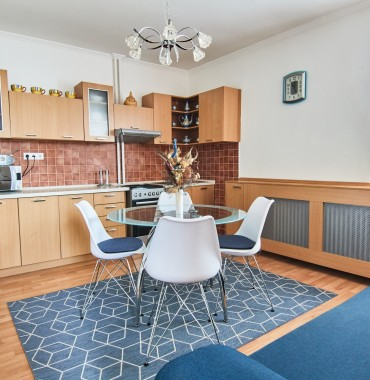 4 izbový dvojpodlažný rodinný dom s garážou po rekonštrukcii, 914 m2 pozemok, Opoj