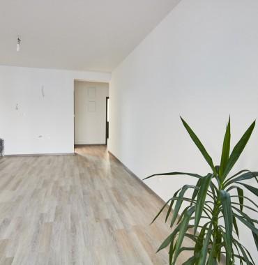 2 izbový slnečný byt s balkónom a garážovým státím v NOVOSTAVBE v projekte MIKO