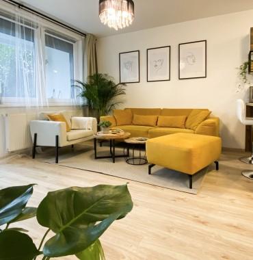 ENG/SVK Krásny 2izb  s terasou, v bytovom dome Arboria