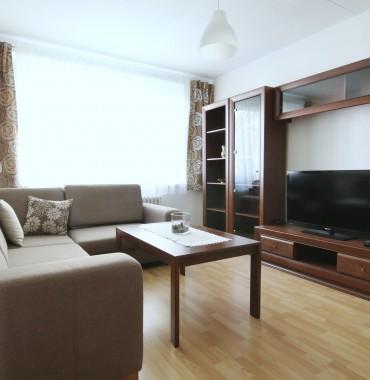 Na prenájom veľký 3 izbový byt v Trnave na Jiráskovej ulici