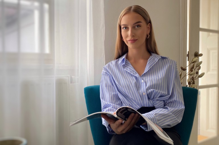 Rozhovor s Kristínou Šimončičovou, našou maklérkou