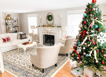 Výzdoba ako z filmu - naše tipy, ako si vyzdobiť domov na Vianoce